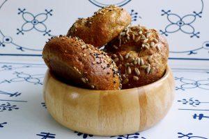 Koolhydraatarme bolletjes recept ~ minder koolhydraten, maximale smaak ~ www.con-serveert.nl