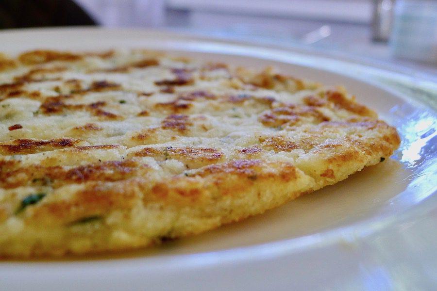 Keto naan brood recept ~ minder koolhydraten, maximale smaak ~ www.con-serveert.nl