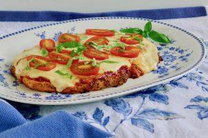 Koolhydraatarme glutenvrije pizzabodem recept ~ minder koolhydraten, maximale smaak ~ www.con-serveert.nl