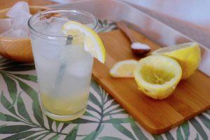 Perzische citroenlimonade recept, koolhydraatarm ~ minder koolhydraten, maximale smaak ~ www.con-serveert.nl