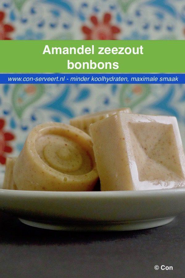 Amandel zeezout bonbons recept ~ minder koolhydraten, maximale smaak ~ www.con-serveert.nl