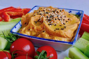Zoete aardappel dip recept ~ minder koolhydraten, maximale smaak ~ www.con-serveert.nl