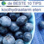 Koolhydraatarm eten, de tien beste tips ~ minder koolhydraten, maximale smaak ~ www.con-serveert.nl