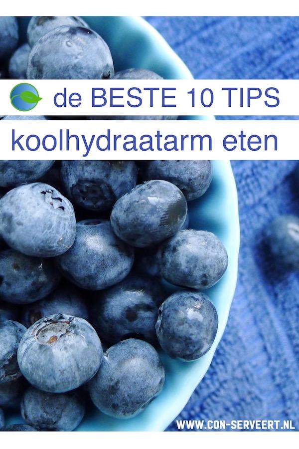 Starten met koolhydraatarm eten: de 10 beste tips