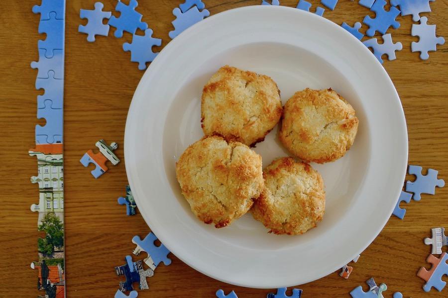 Koolhydraatarme kokosmakronen recept - minder koolhydraten, maximale smaak - www.con-serveert.nl