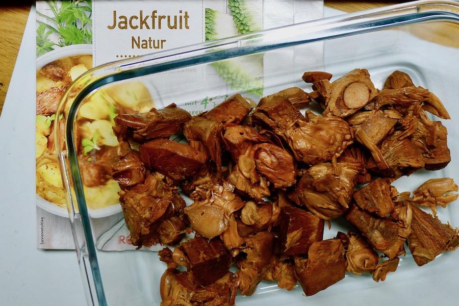 Koolhydraatarme vegan jackfruit pilav recept ~ minder koolhydraten, maximale smaak ~ www.con-serveert.nl