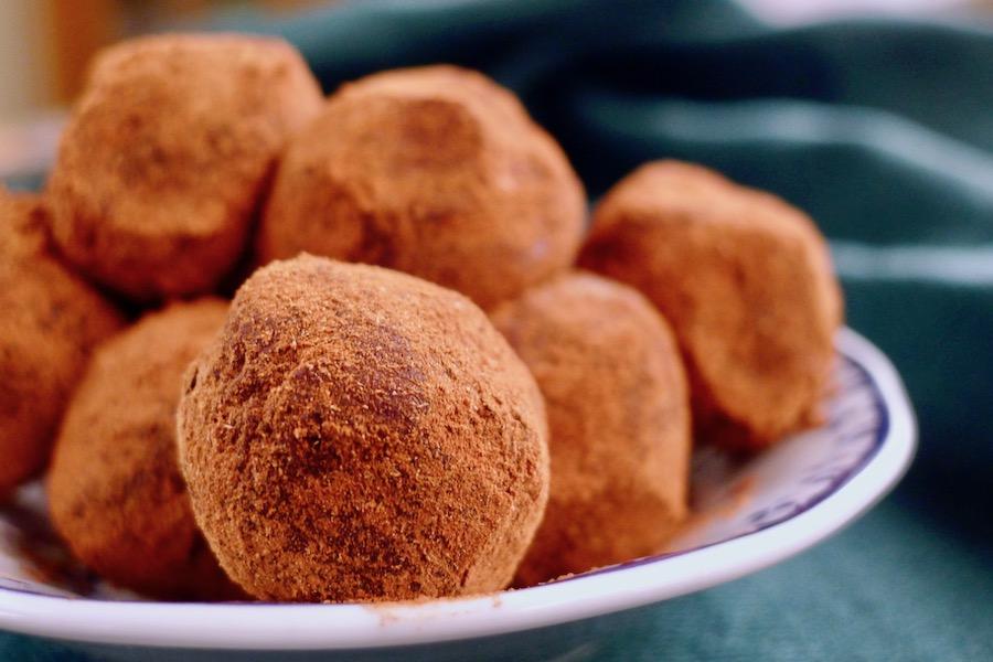 Marsepein aardappeltjes, koolhydraatarm recept ~ minder koolhydraten, maximale smaak ~ www.con-serveert.nl