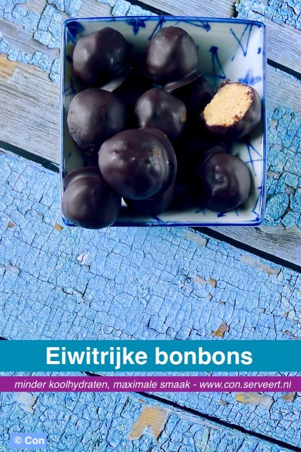 Proteïne balletjes recept ~ minder koolhydraten, maximale smaak ~ www.con-serveert.nl