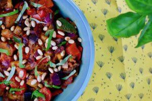 Ratatouille recept ~ minder koolhydraten, maximale smaak ~ www.con-serveert.nl