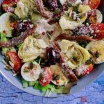Salade Nicoise, koolhydraatarm recept ~ minder koolhydraten, maximale smaak ~ www.con-serveert.nl